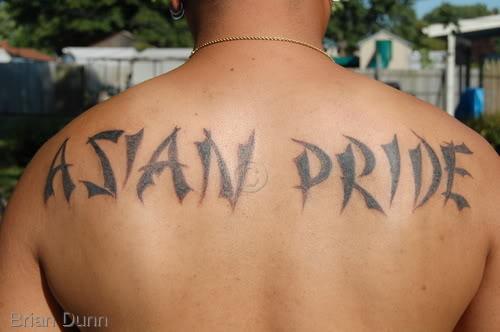 asian pride